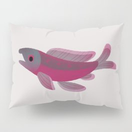 Salmon Pillow Sham