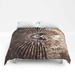 Geometric Art - WITHERED Comforters