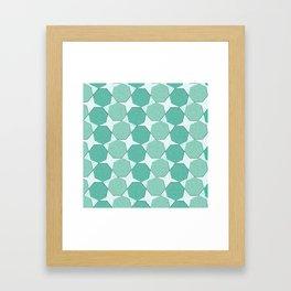 Geometrix LXXIX Framed Art Print