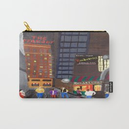 Rendezvous Alley, Memphis Carry-All Pouch