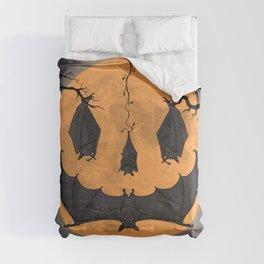 Halloween Moon Comforters