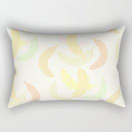 let's go bananas Rectangular Pillow