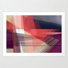 Abstract 391 Art Print