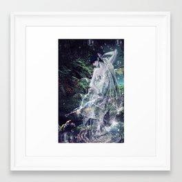 Naiad Framed Art Print