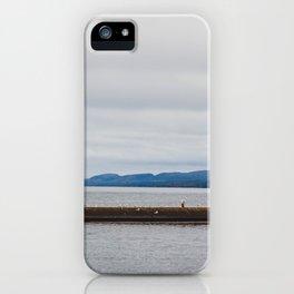 Artist Point Trail, Grand Marais, Minnesota 11 iPhone Case