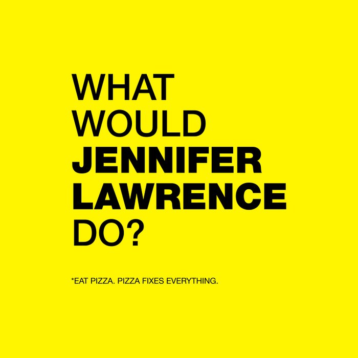 What would Jennifer Lawrence do? Duvet Cover