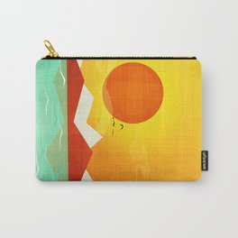 Inferno hot day - and we love it! Carry-All Pouch