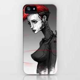 Minerva iPhone Case