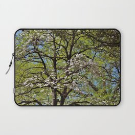 Flowering Dogwood Laptop Sleeve