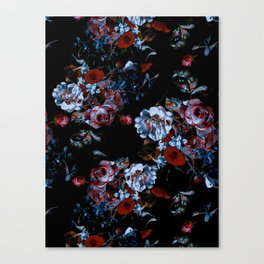 Night Garden XXXVII Canvas Print