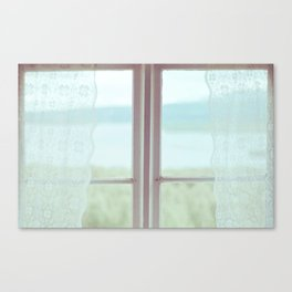 Window Dreams Canvas Print