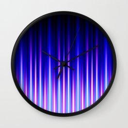 Fundidos Entrelazados Wall Clock