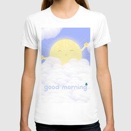 Good Morning Sky T-shirt