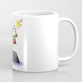 Nature Man Christmas Coffee Mug