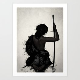 Female Samurai - Onna Bugeisha Kunstdrucke