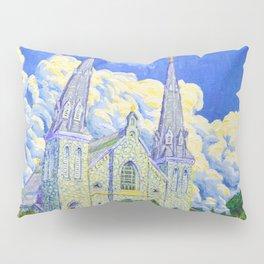 St Thomas of Villanova Chapel Pillow Sham