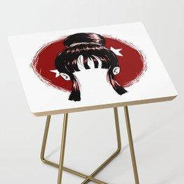 Chi-Chi Illustration Side Table