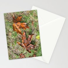 Fall Is Spot On Stationery Cards