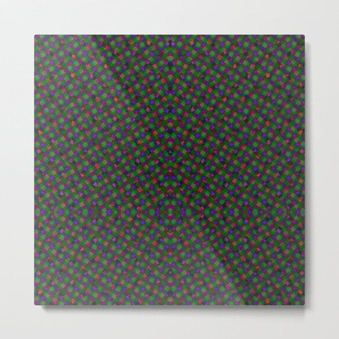 Pattern #19 Metal Print