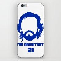 juventus iPhone & iPod Skins featuring Pirlo Juventus by Sport_Designs
