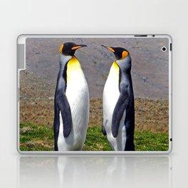 King Penguins Bonding Laptop & iPad Skin