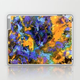 Abstract Floral  Laptop & iPad Skin