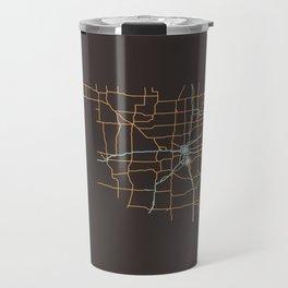 Oklahoma Highways Travel Mug