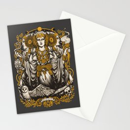 IBERIAN HECATE Stationery Cards