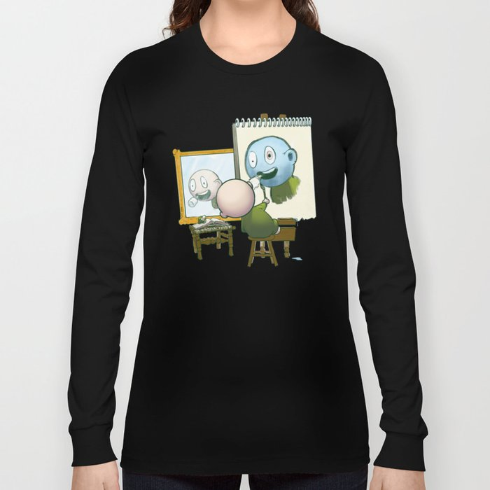 Baby Norman Zombiewell Long Sleeve T-shirt