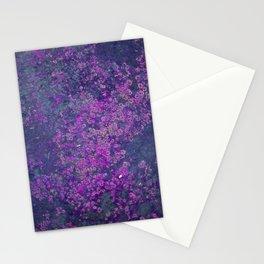Purple Moss Stationery Cards