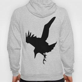 Raven A Halloween Bird Of Prey  Hoody