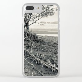 What Lies Beneath II Clear iPhone Case