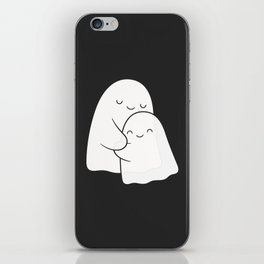 Ghost Hug - Soulmates iPhone Skin