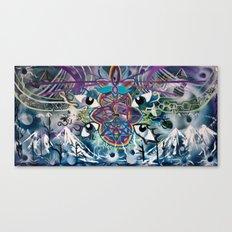 Cool Breeze Canvas Print