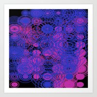lace Art Prints featuring Lace by SBHarrison
