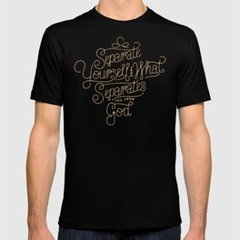 Separate T-shirt