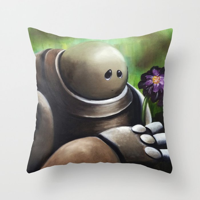 But I Don't Know How... Throw Pillow