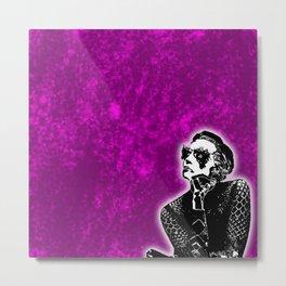 Gwendoline Christie  Metal Print