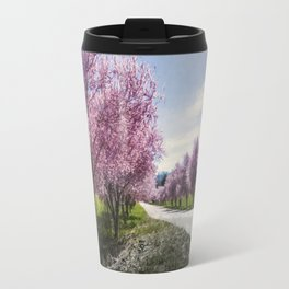 The Coming of Spring Travel Mug