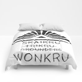 Join the Wonkru Comforters