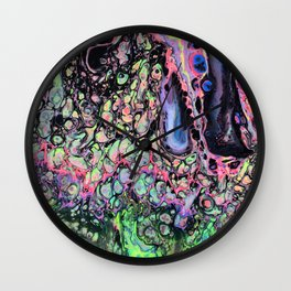 Bang Pop 24 Wall Clock