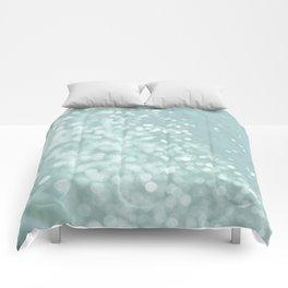 The Ocean's Glow Comforters