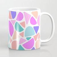 icecream Mugs featuring ICECREAM by Isabella Salamone