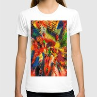 psychedelic T-shirts featuring Psychedelic. by Vanessa Furtado