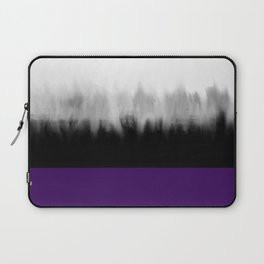 Asexuality Spectrum Flag Laptop Sleeve