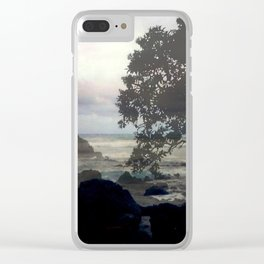 Mists Of Hana Maui Clear iPhone Case