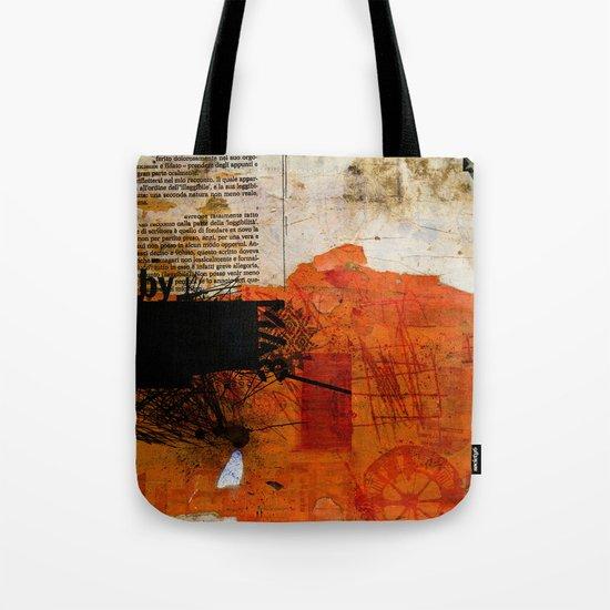 BABEL OVERDUBS IX Tote Bag