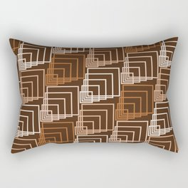 Op Art 114 Rectangular Pillow