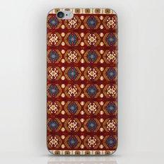 Old Design 3 iPhone & iPod Skin
