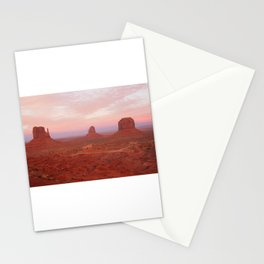 Monumental View Stationery Cards